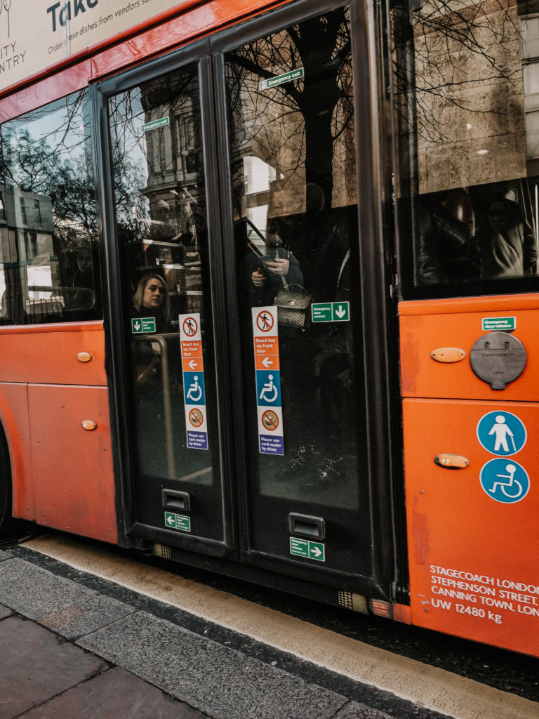 London barrierefrei
