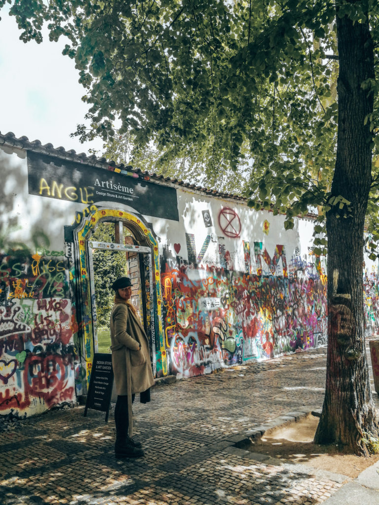 Streetart Prag