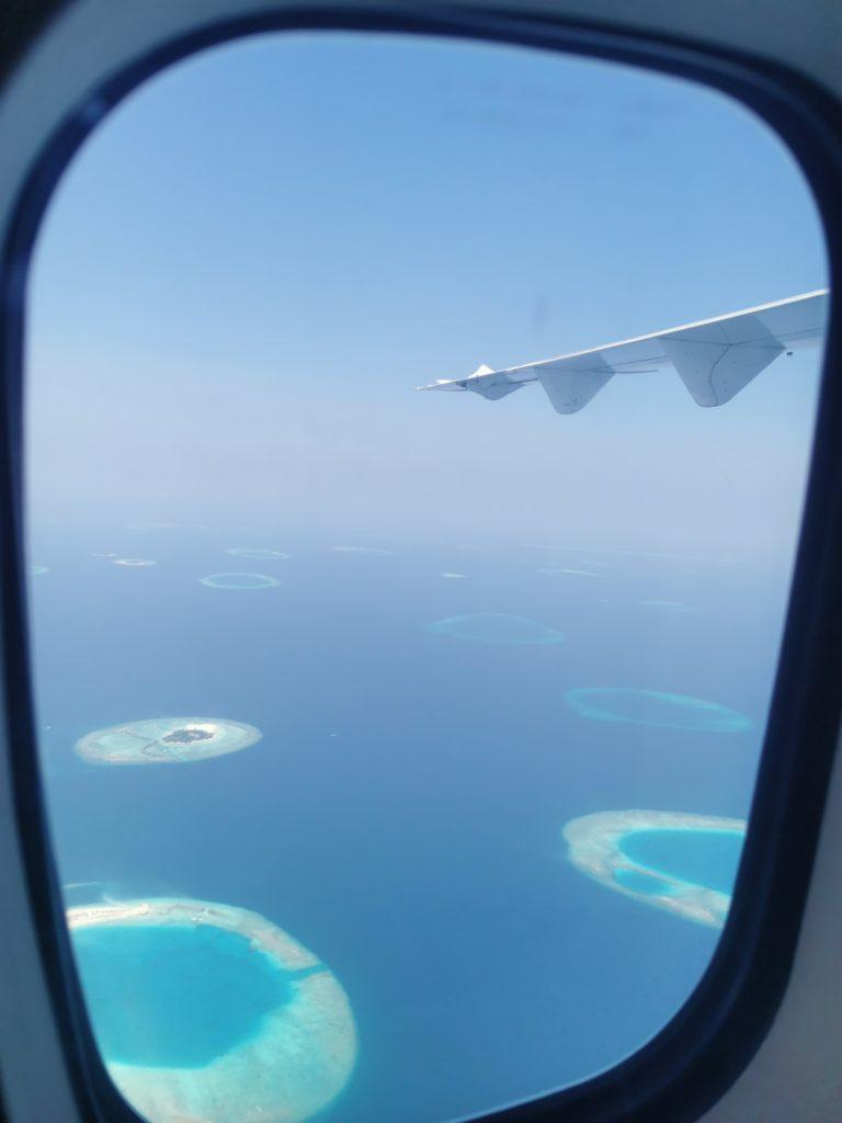 Anreise Malediven