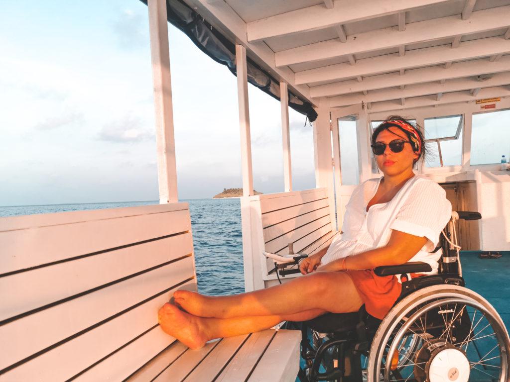 Barrierefrei Malediven Urlaub
