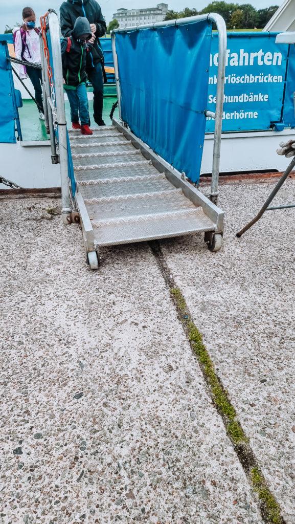 Rampe Rollstuhl Wilhelmshaven
