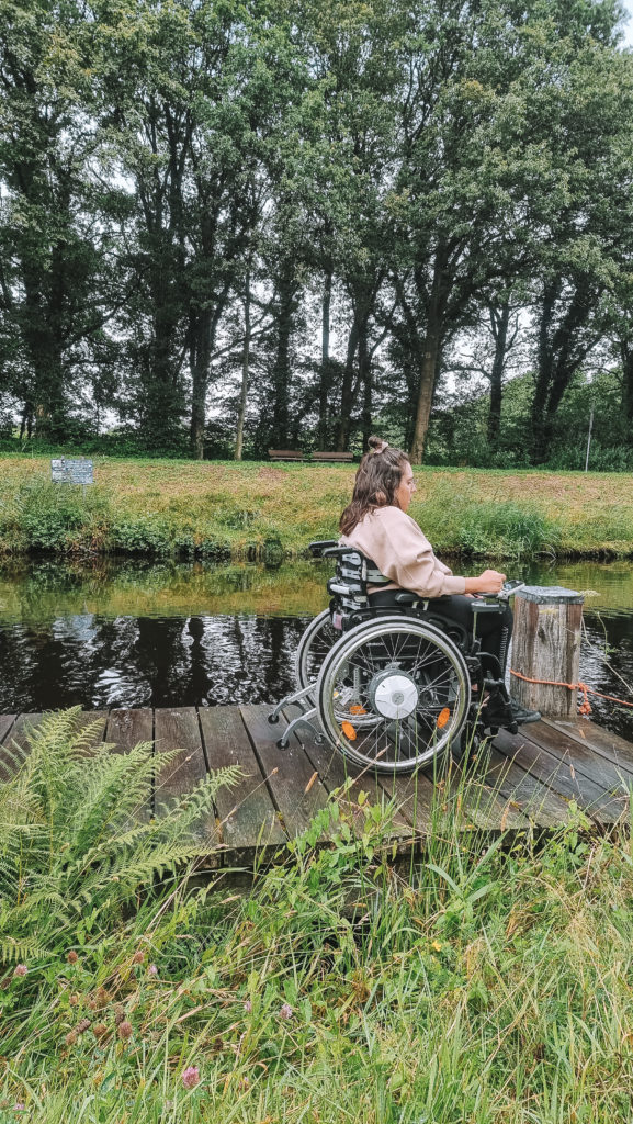 Rollstuhl Urlaub Ostfriesland