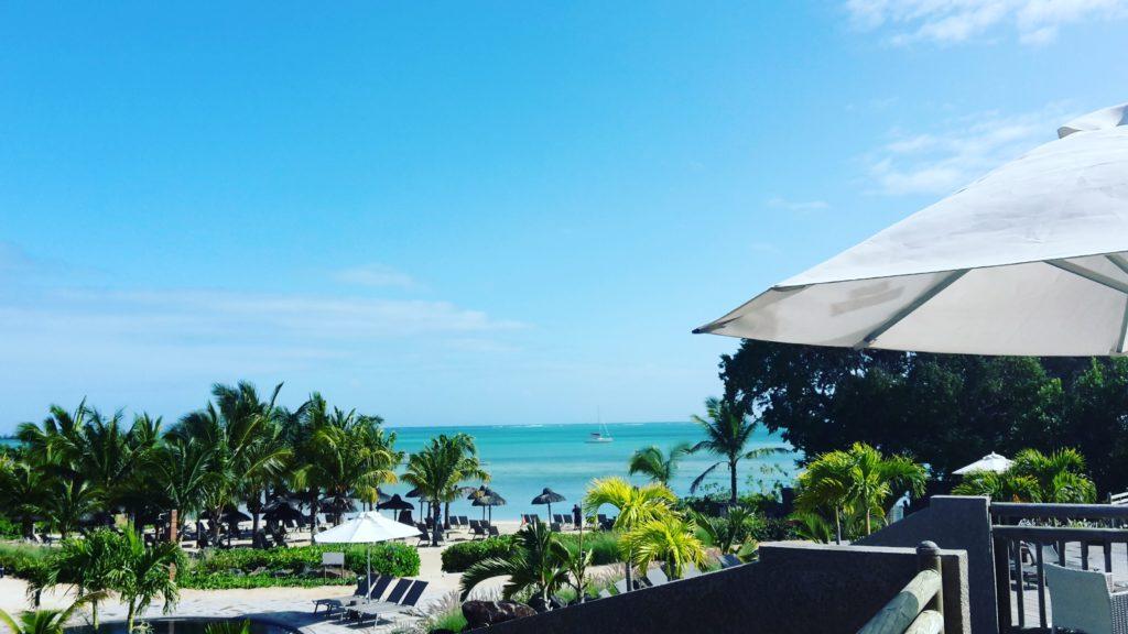 Flitterwochen Mauritius