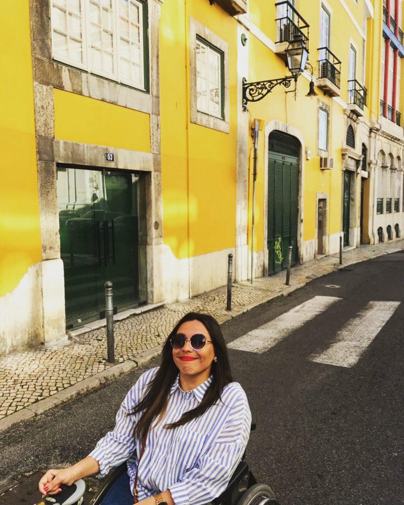 Lissabon barrierefrei